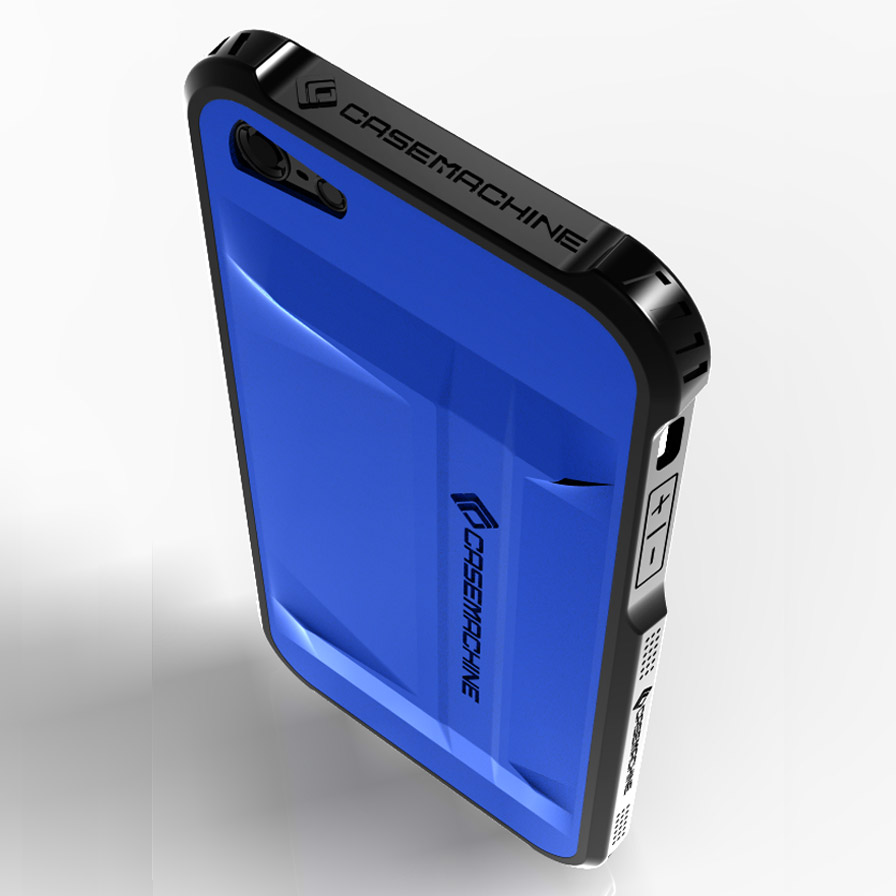 Casemachine Slimline Comp iPhone Case
