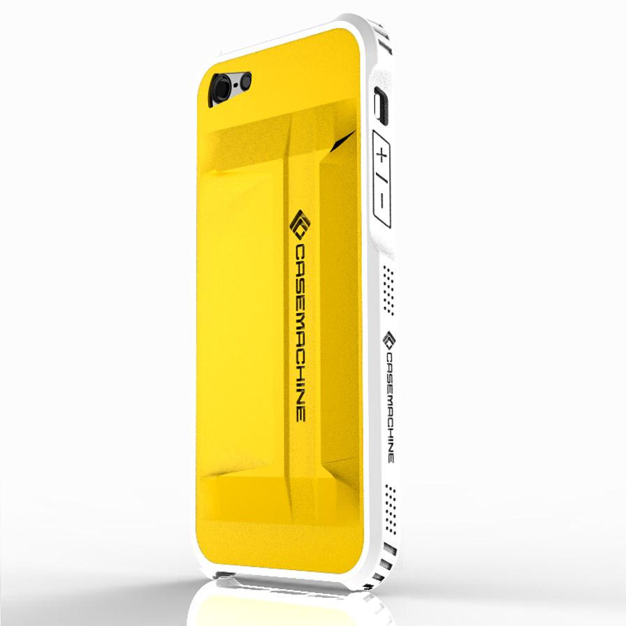 Casemachine Slimline Comp iPhone Case